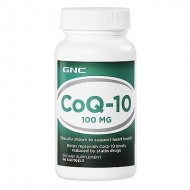 CoQ-10 100 mg (60 softgels)
