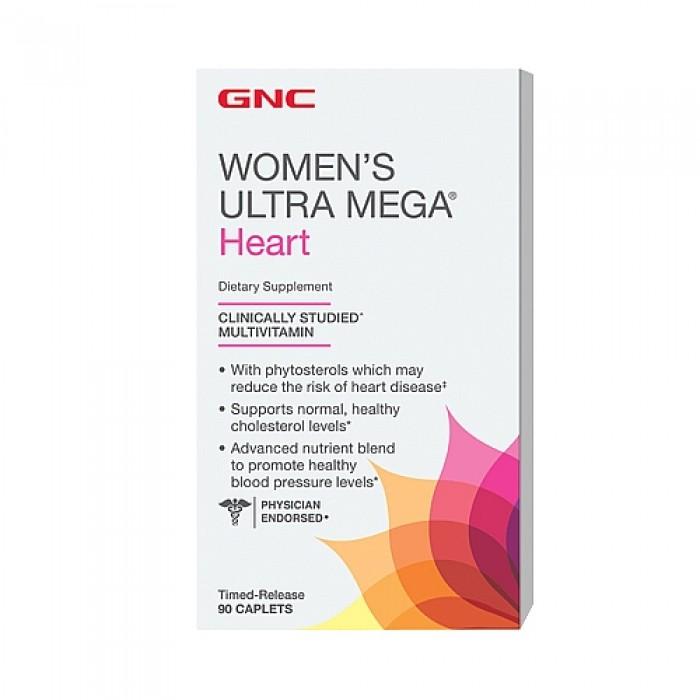 Women's Ultra Mega Heart (90 cap)