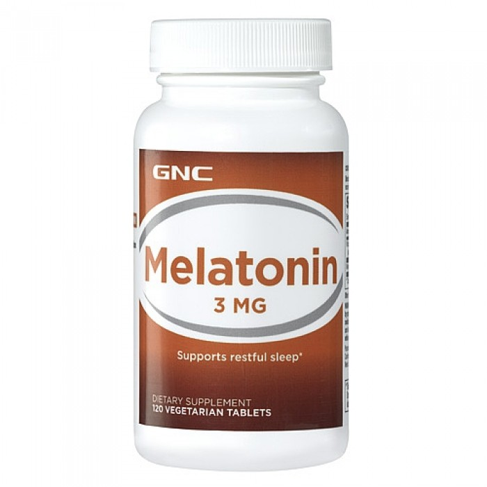 Melatonin 3 (120 таблетс)