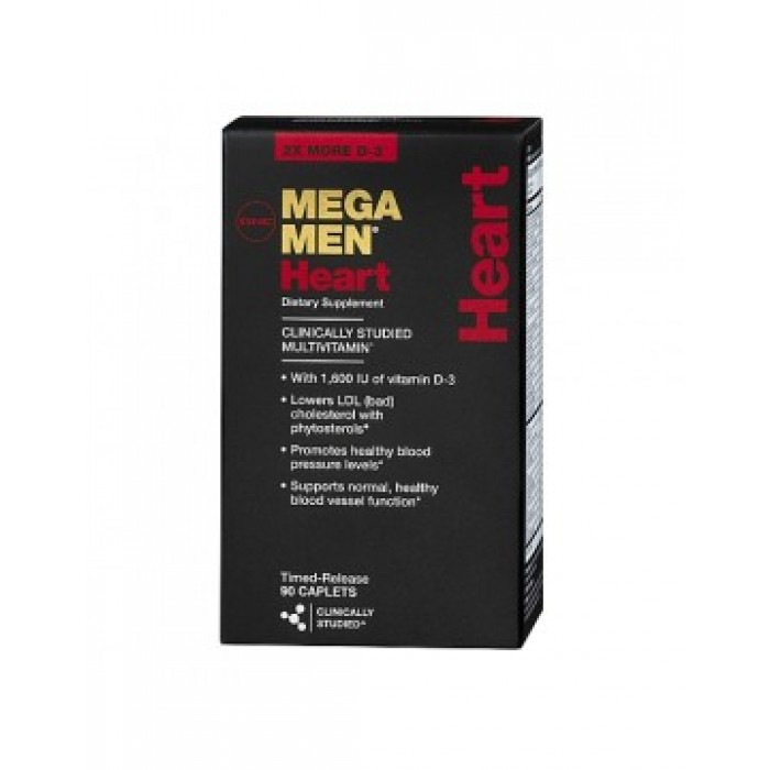 Mega Men Heart (90 cap)