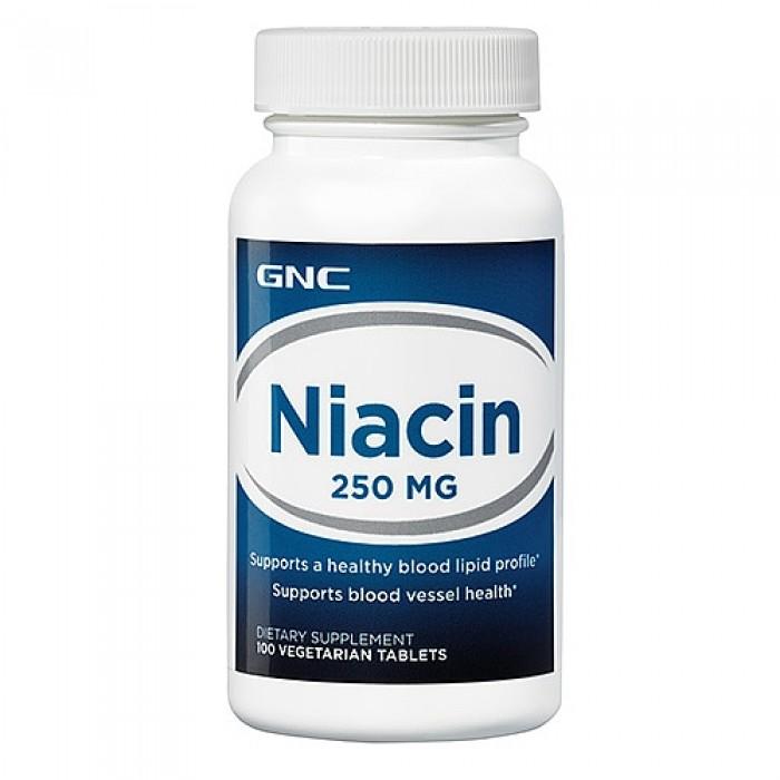 Niacin 250 (100 таблетс)