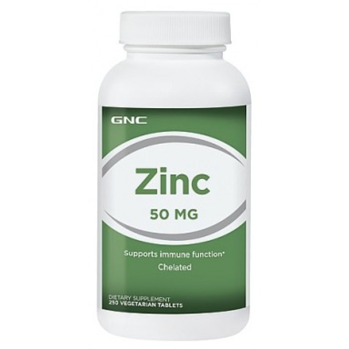 Zinc 50 (250 таблетс)