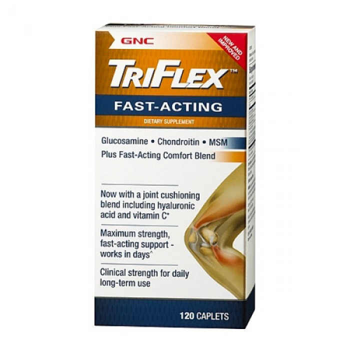 TriFlex Fast-Acting (120 капсул)