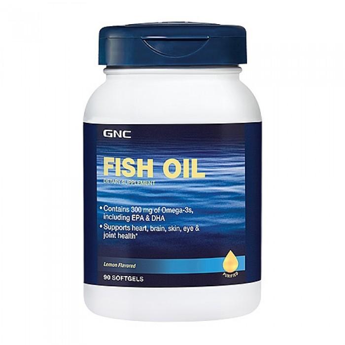 Fish Oil 1000 (90 капсул)