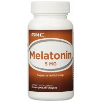 Melatonin 5 mg (60 таблетс)
