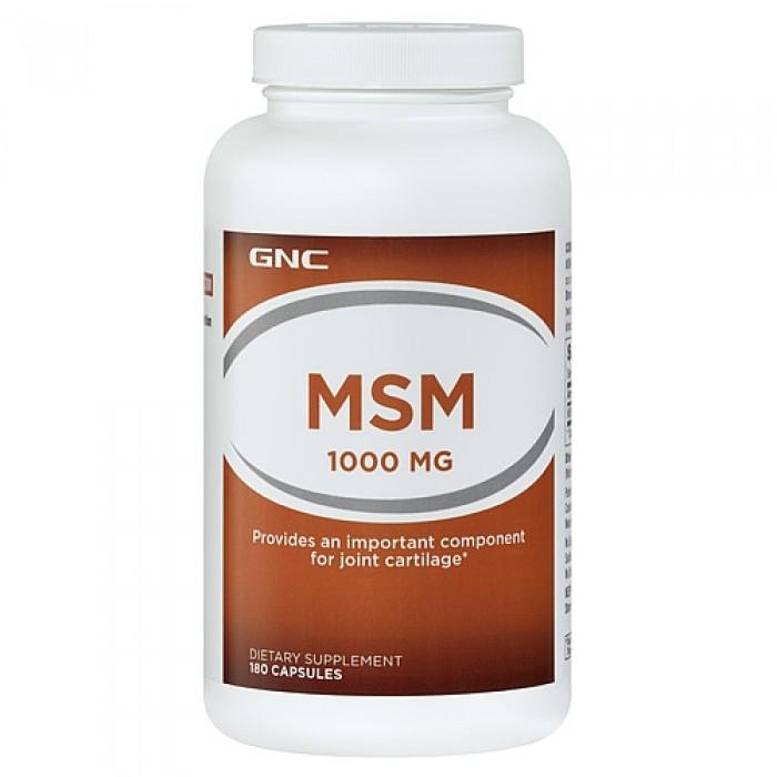 MSM 1000 (180 капсулы)