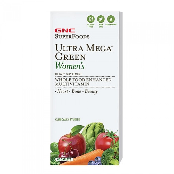 Ultra Mega Green Womens (60 капсул)