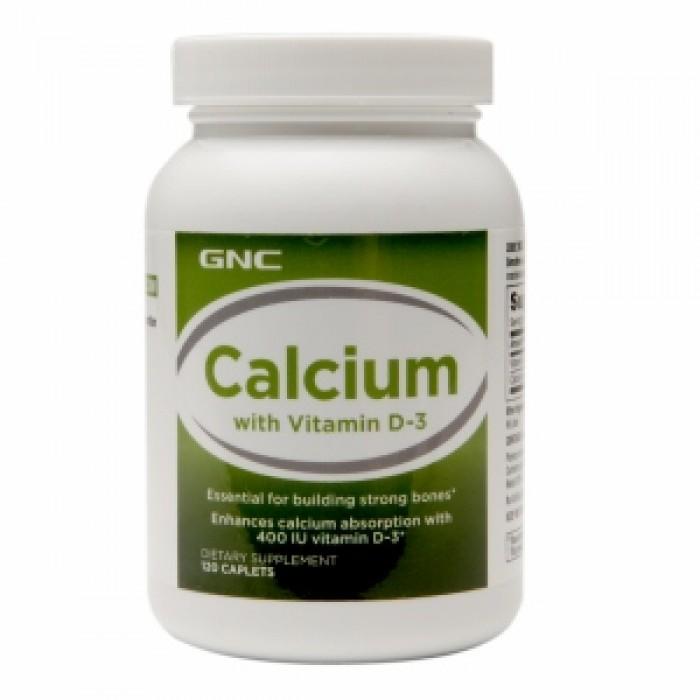 Calcium 600 with Vitamin D-3 (120 cap)