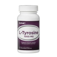 L-Tyrosine 1000 mg (60 veg cap)
