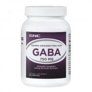 GABA 750 mg (90 капсулы)