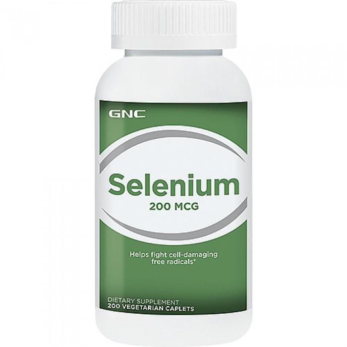 Selenium 200 mcg (200 капсул)