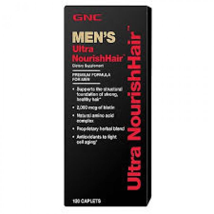 Men's Ultra nourish Hair (120 caplets)