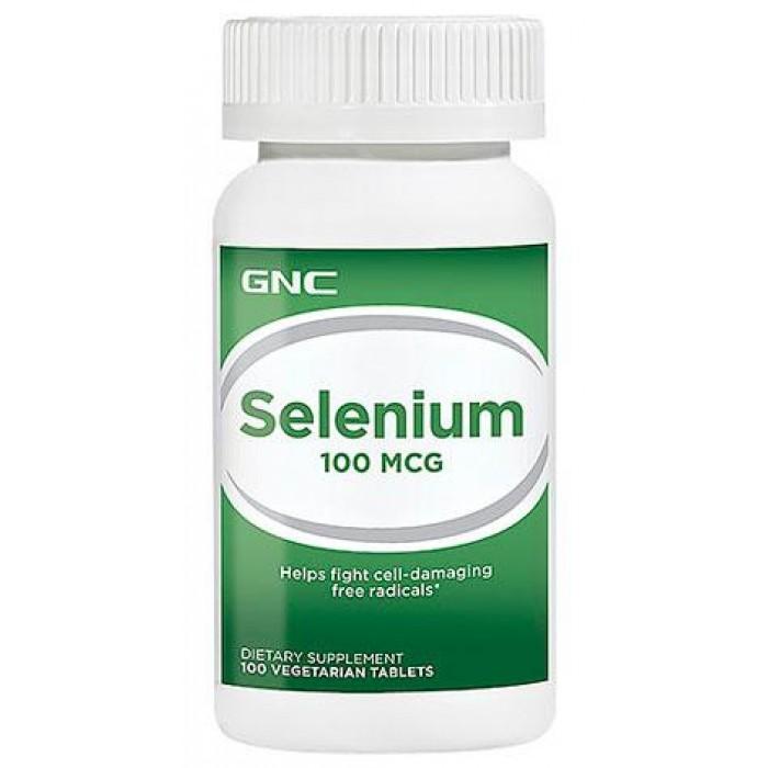 Selenium 100 mcg (100 veg таблетс)