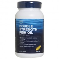 Double Strength Fish Oil (90 капсул)
