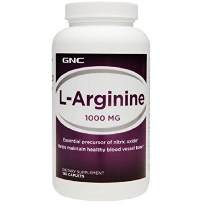 L-Arginine 1000 (180 капсул)