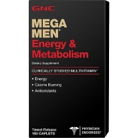 Mega Men Energy & Metabolism (180 таблетс)
