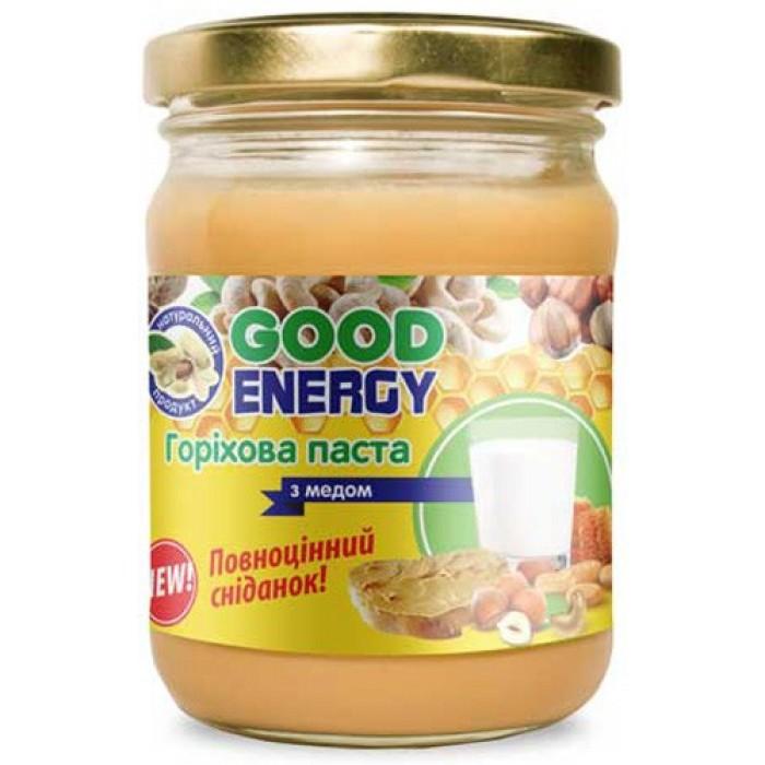 Горіхова паста з медом (250 гр)