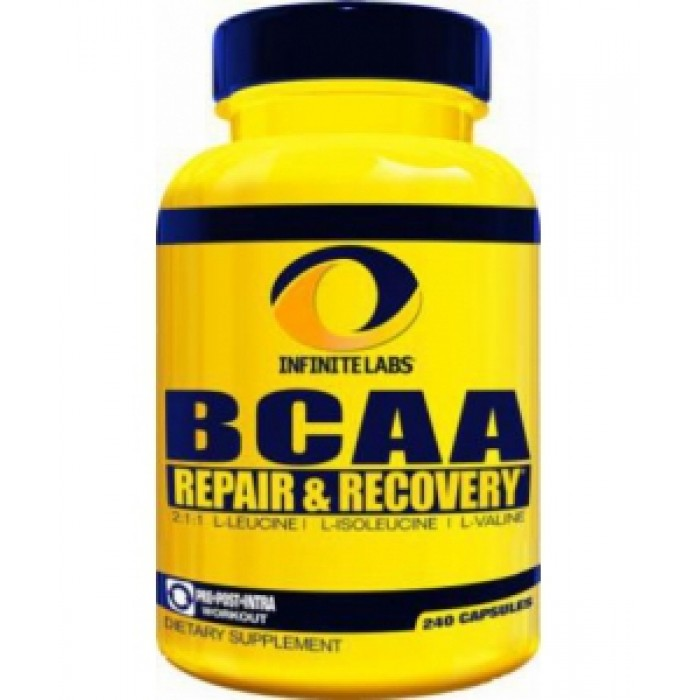 BCAA Repair & Recovery (240 капсулы)