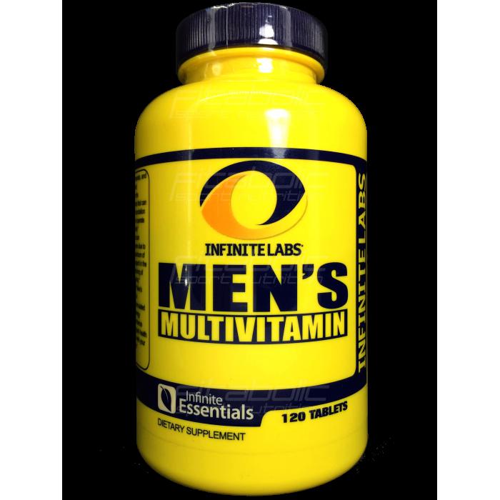 Men's Multivitamin 60 serv (120 таблетс)