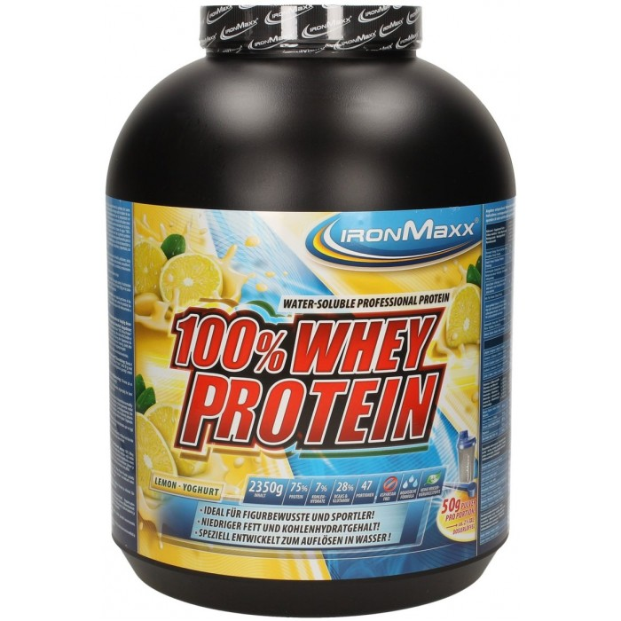100% Whey Protein (2,35 кг)