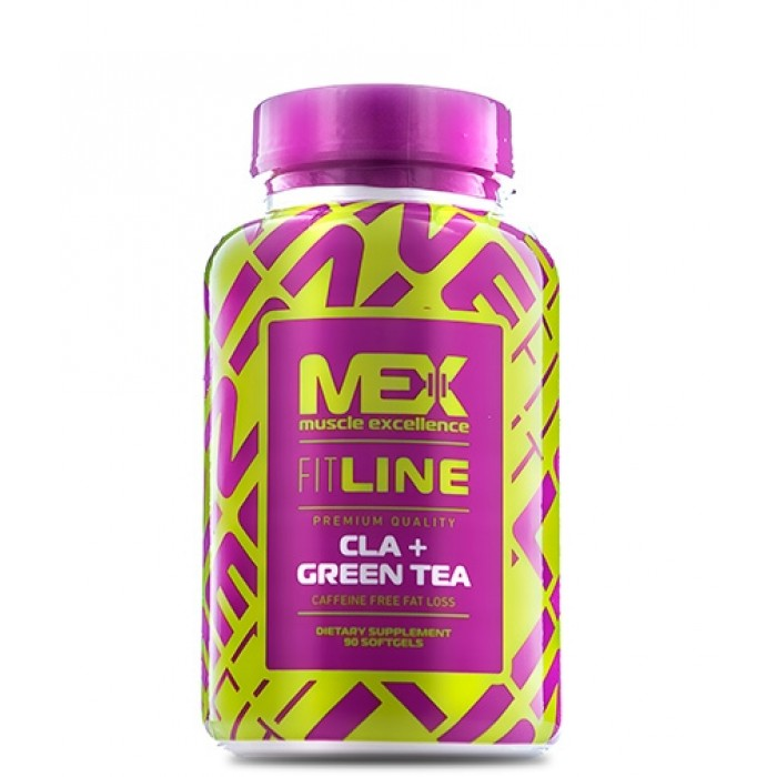 CLA + Green Tea (90 softgels)