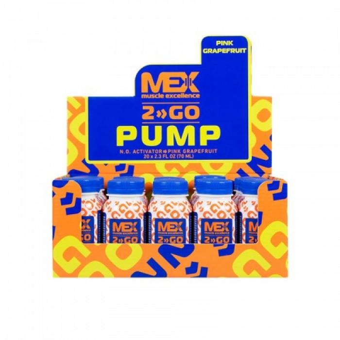 Pump Shot (20*70 мл)