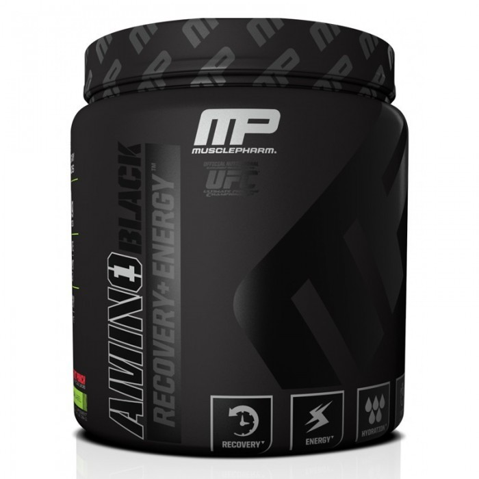 Amino1 Black recovery+energy (384 гр)