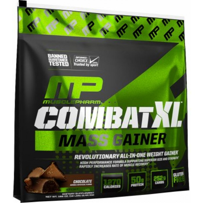 Combat XL Mass Gainer (5,44 кг)