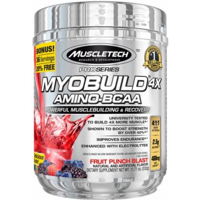 Myobuild 4X (332 грамм)