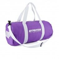 My Protein Barrel Bag (purple)