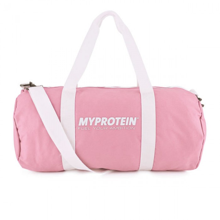 My Protein Barrel Bag (pink)