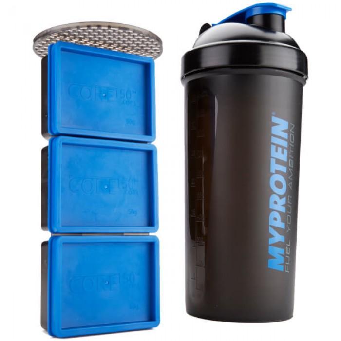 Shaker Core 150 (900 мл) - Black