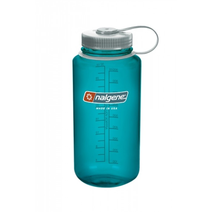 Бутылка Nalgene Wide Mouth (1000ml) Trout Green