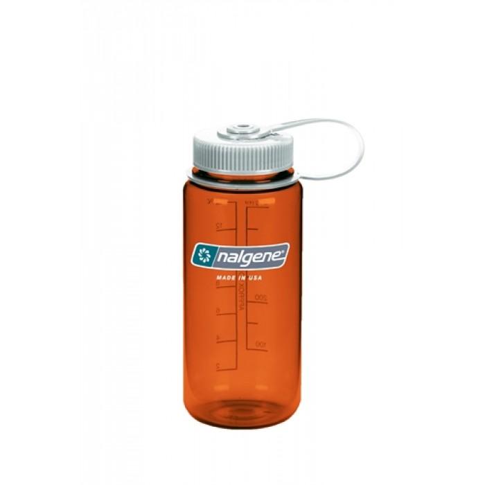 бутылка Nalgene Wide Mouth 500ml Outdoor Red Tritan