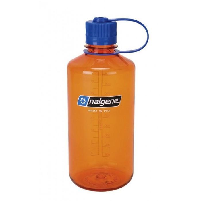 бутылка Nalgene Wide Mouth 1000ml Rustic Orange