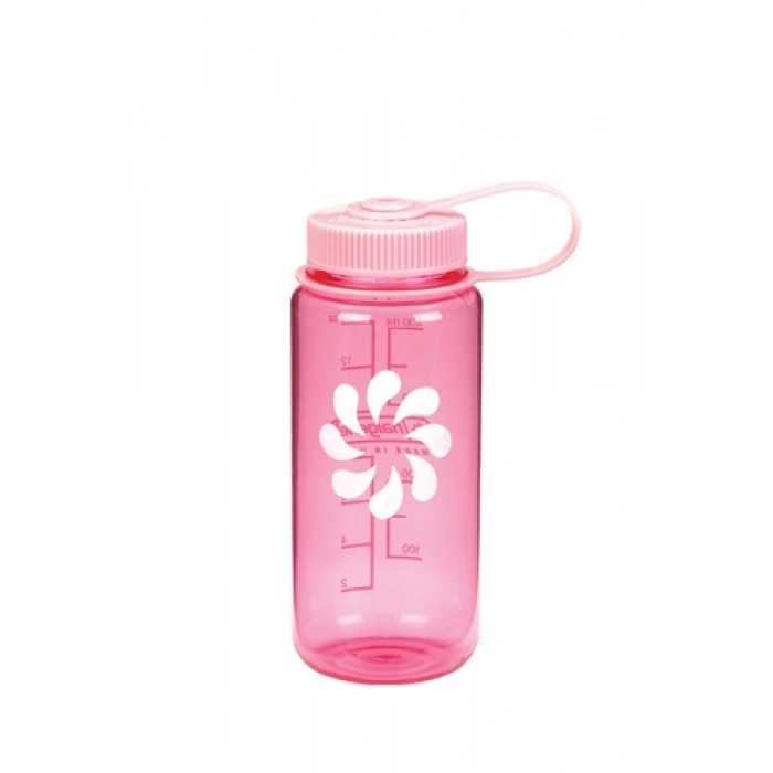 бутылка Nalgene Wide Mouth 500ml Pink