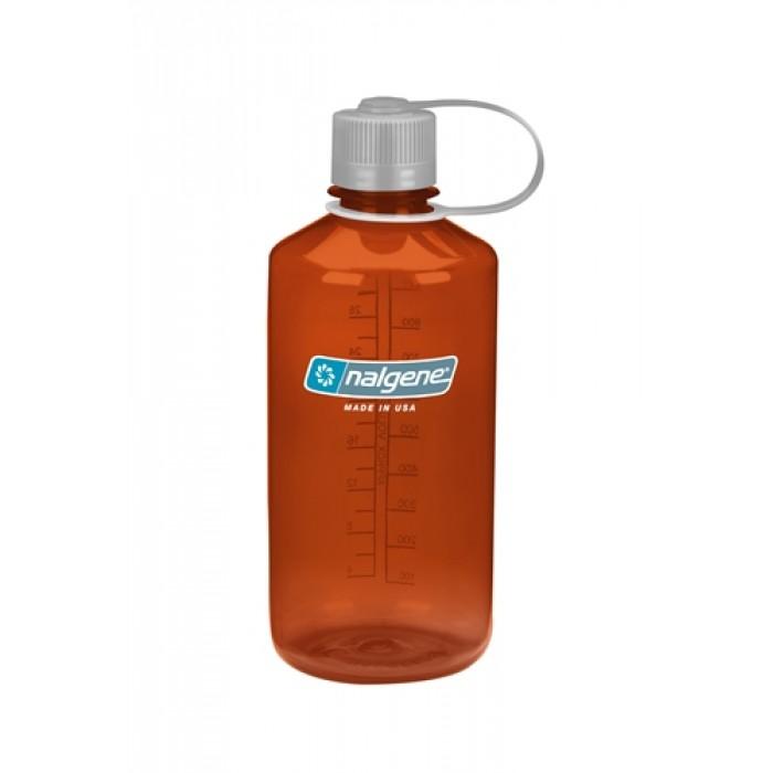 бутылка Nalgene Narow Mouth 1000ml Rustic Orange