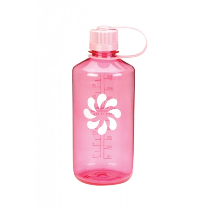 бутылка Nalgene Narow Mouth 1000ml Pink
