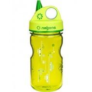 бутылка Nalgene Grip-n-Gulp 350ml Spring Green/Cars