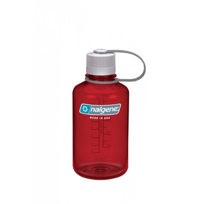 бутылка Nalgene Narow Mouth 500ml Outdoor Red