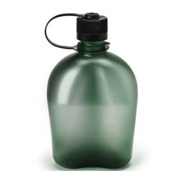 бутылка Nalgene Oasis 1000ml Foliage/Black