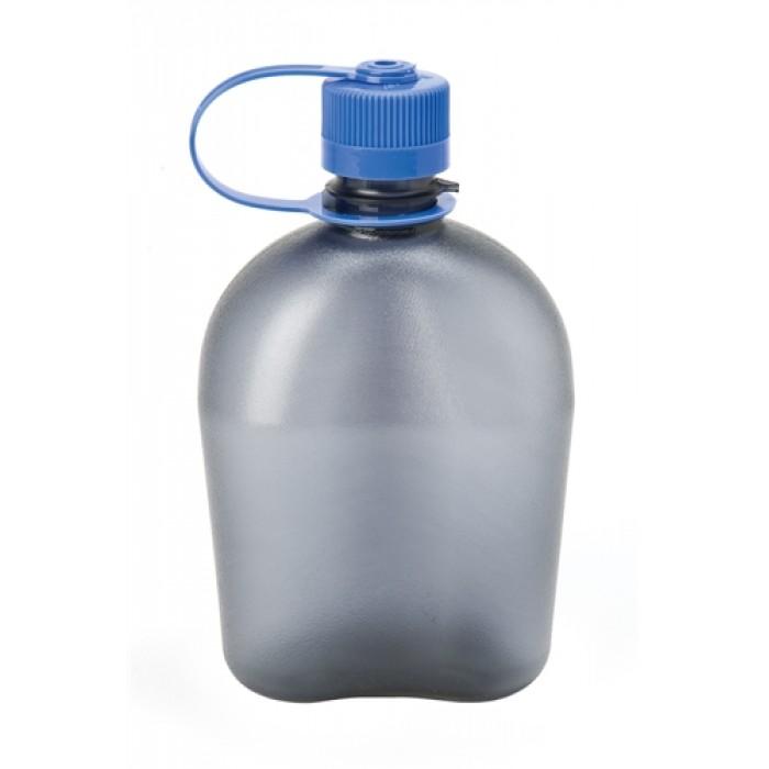 бутылка Nalgene Oasis 1000ml Grey/Blue
