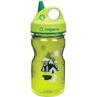 бутылка Nalgene Grip-n-Gulp 350ml Green/Trail