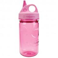 бутылка Nalgene Grip-n-Gulp 350ml Pink
