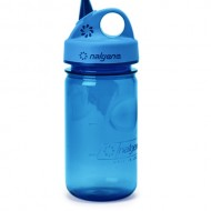 бутылка Nalgene Grip-n-Gulp 350ml Blue