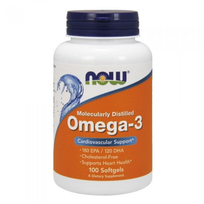 Omega-3 (100 softgels)