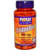 Tribulus 500 mg (100 капсул)