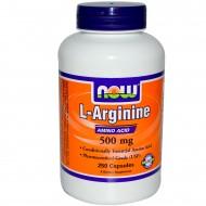 Arginine 500 mg (250 капсул)