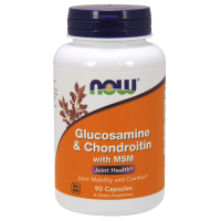 Glucosamine & Chondroitin with MSM (90 капсул)