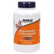 Glucosamine & Chondroitin with MSM (180 капсул)
